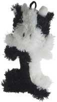 Chenille Buddy Bones Dog Toy, 7″