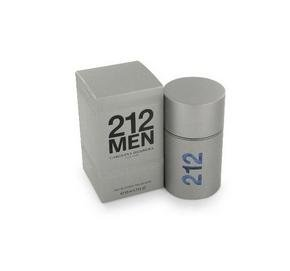 Carolina Herrera 212 Men Eau de Toilette Spray-3.4 oz.
