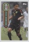 Giovani Dos Santos (Trading Card) 2014 Topps MLS Mexican National Team #MX-9