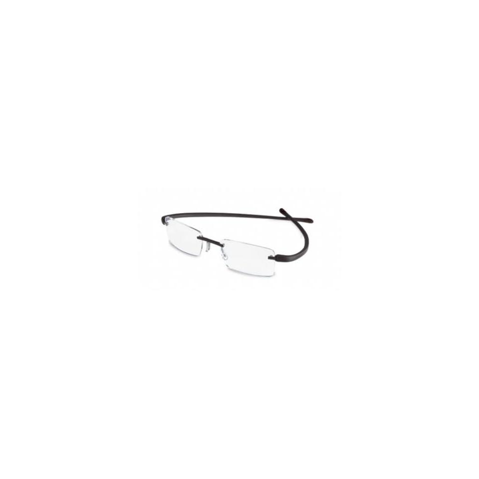 b4e7f56289 Tag Heuer 3101 Eyeglasses TagHeuer Reflex 001 Black Optical Frame on ...