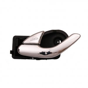 Replacement 2001-2006 Mazda Tribute Inside Chrome Door Handle Driver Side Front front-482093