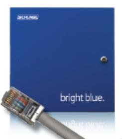 Ingersoll-Rand Sbb-Ri Bright Blue Door Access Control Panel. Bright Blue Reader Interface Pacmgt.
