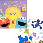 Amscan - Sesame Street 1st - Sticker Activity Pad - 1