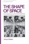 img - for The Shape of Space: How to Visualize Surfaces and Three-Dimensional Manifolds (Monographs and Textbooks in Pure and Applied Mathematics, Vol. 96) book / textbook / text book