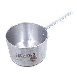 """Lincoln 4 1/2 Quart 8"""" Premier Super Strength Sauce Pan (12-0051) Category: Sauce Pans"""