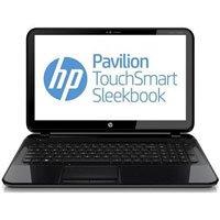 HP Pavilion Touchsmart 15-b153nr 15.6-inch Sleekbook AMD 1.6GHz 4555M Processor, 6GB Ram, 750GB Hard Drive Windows 8