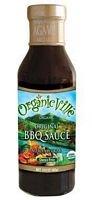 Organicville Organic Original BBQ Sauce 13.5 Oz. (Pack Of 6) ( Value Bulk Multi-Pack)