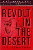 Revolt in the Desert (1579124380) by Lawrence, T. E.
