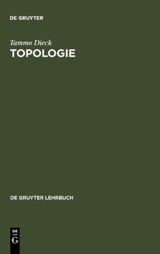 Topologie (de Gruyter Lehrbuch)