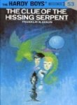 The clue of the hissing serpent,