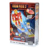 Mega Bloks Ironman 2 Aerial Attack Mark 4