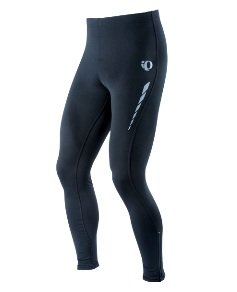 Pearl iZUMi Men's Select Long Thermal Tight,Black,Medium