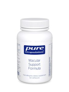 Pure Encapsulations Macular Support Formula 60 Caps (Macu3)
