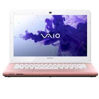 Sony VAIO E14 Series SVE14126CXP 14-Inch Laptop (Pink)