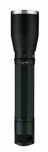 Inova X3RDMA-HB X3R Rechargeable Dual Mode LED Flashlight, Black