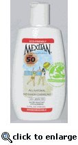 Best Cheap Deal for All Natural SPF 50 Biodegradable Visible Mineral Sunscreen by Tropical Sands, Water Resistant, Reef Safe, 5.4 Fl Ounces from Mexitan - Free 2 Day Shipping Available