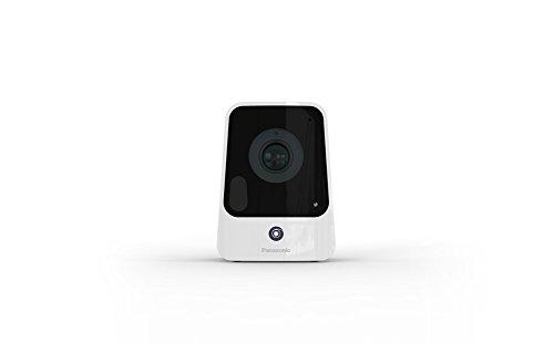 Panasonic Nubo 4G Mini IP Überwachungskamera Full HD Infrarotsicht & Zwei-Wege-Audio