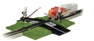 Bachmann Trains Snap - Fit E - Z Track Crossing Gate
