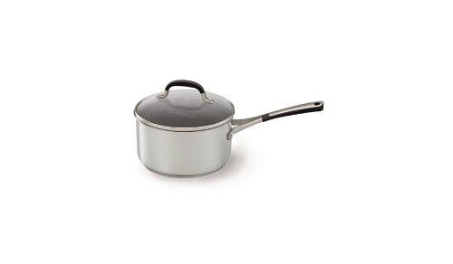 Simply Calphalon Stainless 2 Quart Saucepan