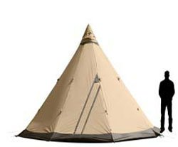 Tentipi Safir 9 cp Tipi Tent Cotton Polyester Canvas – The top of the tentipi range for features Reviews