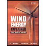 img - for Wind Energy Explained - Theory, Design & Application (02) by Manwell, James F - McGowan, Jon G - Rogers, Anthony L [Hardcover (2002)] book / textbook / text book
