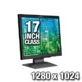 Planar PL1700 17-Inch Screen LCD Monitor