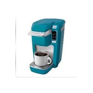 Keurig® Mini Plus Personal Coffee Brewer -Turquoise Aqua