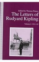 The Letters of Rudyard Kipling: 1911-19 Vol 4