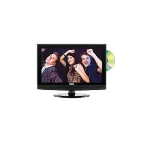 "Naxa 19"" 12 Volt Widescreen LCD TV with DVD Player and Remote"