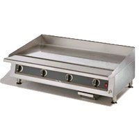 "Star Ultra-Max Snap Action Thermostat 60"" Gas Griddle"
