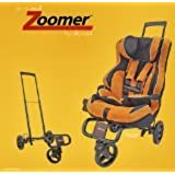 Lilly Gold Zoomer Car Seat Stroller, Black
