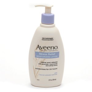 Aveeno Stress Relief Moisturizing Lotion 12 fl oz