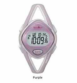 Timex Ironman Triathlon Sleek 50-Lap Mid-Size Pink Watch