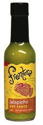 Frontera Hot Sauce, Jalapeno 5 oz. (Pack of 12) from Frontera