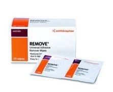 Adhesive Remover Wipes CS/1000