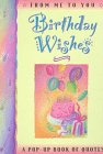 Birthday Wishes (From Me to You Series)