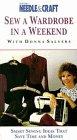 Sew a Wardrobe in a Weekend [VHS]