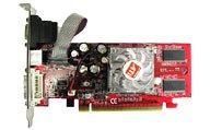 Diamond Stealth Express ATI Radeon X300SE 128 MB DDR Cinematic 2D/3D Graphics Card (X300SE128WB)