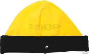 Buy Low Price ASSOS STINGER WINTER CAP: YELLOW (11.72.701.30.OS)