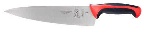 """Mercer Culinary Primary4 10"""" Chef'S Knife, Red"""