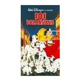 101 Dalmatians [VHS] ~ Rod Taylor