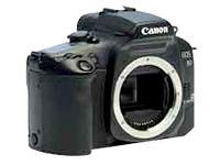 Canon 30 EOS Black 35mm Camera