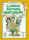 A Know-Nothing Birthday (An I Can Read Book) (0060272732) by Spirn, Michele Sobel