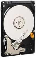 WESTERN DIGITAL 2.5HDD Serial-ATA 5400rpm 500GB 8MB WD5000BEVT