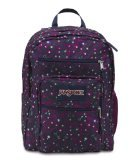 JanSport Big Student Backpack, Berrylicious Ditzy Daisy