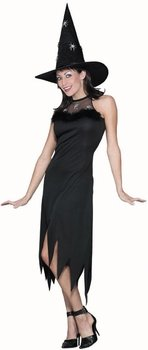 Women's Classy Witch Dress Costume (Large 12-14)