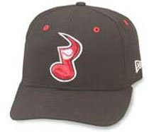 minor league baseball cap nashville sounds