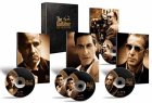 Le Parrain : La Trilogie - Coffret 5 DVD [Import belge]