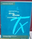 img - for Approaches to Drug Abuse Counseling book / textbook / text book