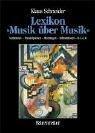 Lexikon 'Musik �ber Musik'